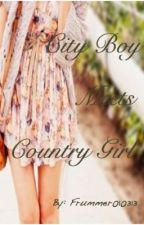 City Boy Meets Country Girl by Frummer010313