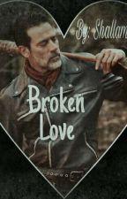 Broken Love by shallamar9