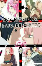 Dos hermanos para un cerezo by Sasukokawaii