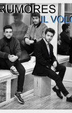 RUMORES IL VOLO by She_is_b