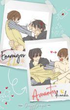Enemigos de dia, amantes de noche; Sekaiichi Hatsukoi by SuggySenpai