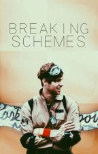 Breaking schemes. [muke] by osnapitzmuke
