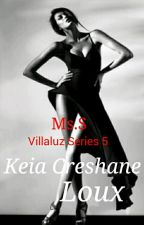 Villaluz Series 5: The Queen ( Brex Villaluz) by Ms_Shandria