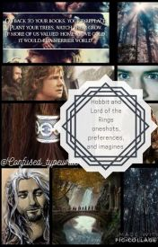 Hobbit and Lord of the Rings oneshots, Book 1 - Adopted (Thorin x