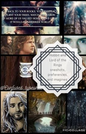Hobbit And Lord Of The Rings Oneshots Book 60 Babysitter Fili X Awesome I Need U By Fili