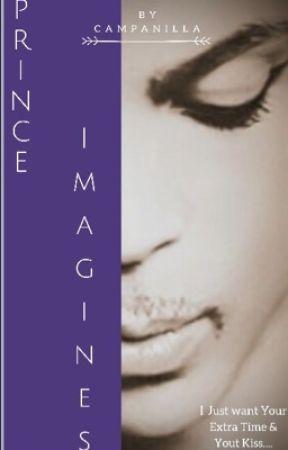 Prince Imagines. 🎼💜 by xCampanillax