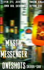 Mystic Messenger Oneshots by sadira_san