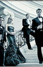 The Mikaelson's and The Gilbert by Alyssa_Avila