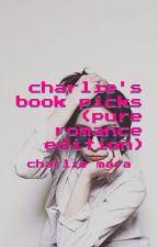 Charlie's Book Picks (Pure Romance Manga Edition) by charlie_mara