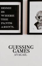 GUESSING GAMES ▹ joshaya by rucastopia