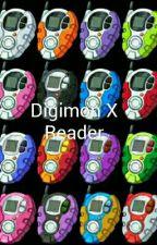 Digimon X Reader by Bluewolf234