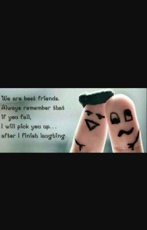 Friends Mash up  by shivani-SS