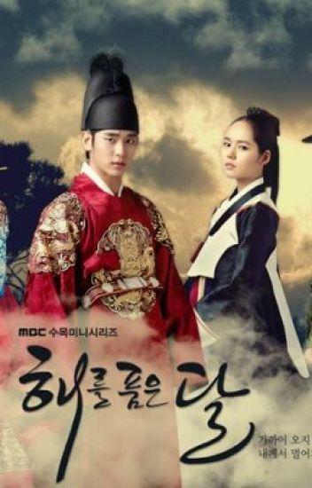 Mặt Trăng Ôm Mặt Trời (The Moon Embracing the Sun) Korea Novel Chap 1-6