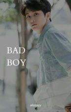BAD BOY ; MARK LEE [NCT]✔ by alazoeyy