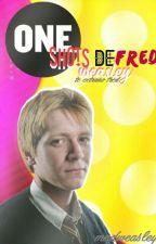 ONE SHOTS ⇨ FRED WEASLEY by lemonademouth-