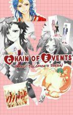 Chain of Events (Magi!Solomon & Sheba) by LoonaticovdeMoon