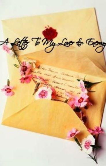 A Letter To My Lover & Enemy by TeresaJGoodman