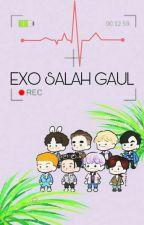 EXO Salah Gaul ; Meme by FortunSuho