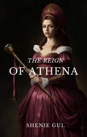 The Reign of Athena by sheniegul