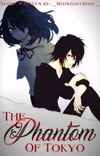 The Phantom of Tokyo || Tokyo Ghoul || Ayato x OC by _MidnightRose_