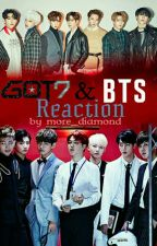 GOT7&BTS REACTION by more_diamond