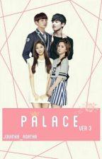 Palace Ver. 3 ; Wonwoo-Eunha-Jungkook by Jovinka_Agatha
