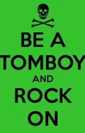 I'm a tomboy! by randomly350