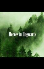 [ZAWIESZONE] Herosi w Hogwarcie by Nioksena