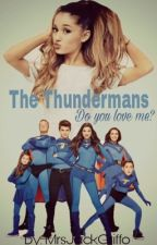 The Thundermans Do you love me? -PAUSIERT- by wolfsgurl