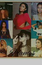 It started with the hood (BeyoncéXNicki) by Beyonceslover