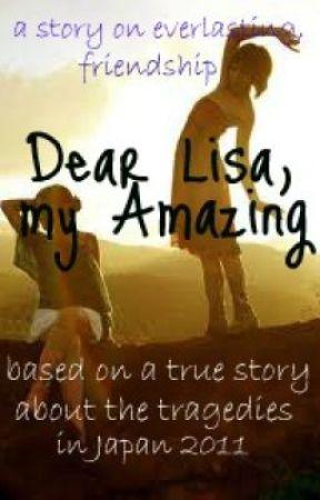 Dear Lisa, my Amazing by Fire2000