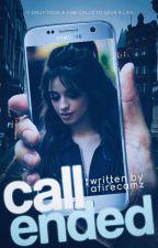 call ended | camila cabello by afirecamz