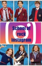 School of rock - instagram  by Pmikaelson1