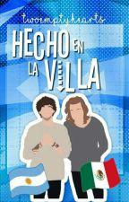 Hecho en la villa. |Larry Stylinson| by twoemptyhearts
