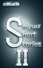 Seiyuu Short FanFiction Stories II by HiroC18