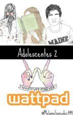 Adolescentes 2 by MelanieGonzalez444