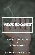 VENDEDORES LARRY // ZIAM by MafeAparicio