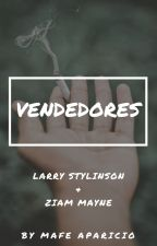 VENDEDORES LARRY // ZIAM by MafeAparicio