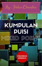 KUMPULAN PUISI (MIXED POEMS) by cleanherhand