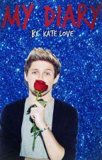 My Diary Niall Horan y tú by KaterineHernandez