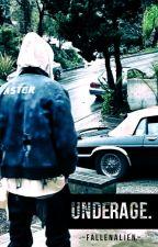 Underage. (Tom Kaulitz) by FallenAlien