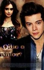 ¿Odio o amor? ~ Harry Styles y Amy Sayer || Terminada by adictivehes