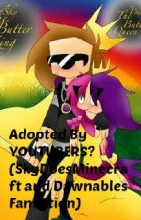 Adopted By YOUTUBERS? (SkyDoesMinecraft and Dawnables ... Skydoesminecraft And Dawnables