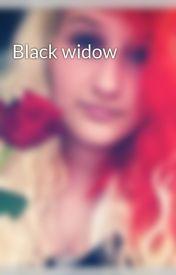 Black widow by Stie98