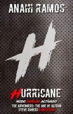 Hurricane {Steve Rogers  Capitán América} by anahidramos