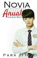 Novia Anual // Cha Eunwoo y tu [TERMINADA] by ChimChimLoverKook