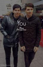 You [Phan] {Omegaverse} by mixryh-