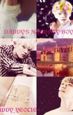 Daddy's naughty boy  by daddy_yeolie