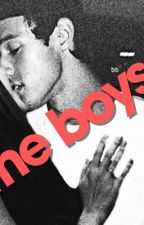 The boys (Cameron Dallas ) {pause } by KillianaBoulnois1