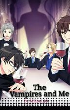 The Vampires and Me by Midori_JO